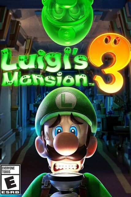 Luigi's Mansion 3 PC Download Free + Crack