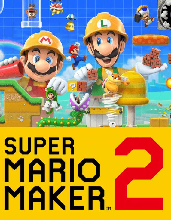 Super Mario Maker 2 PC Download Free + Crack
