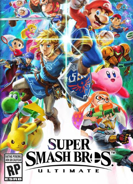 Super Smash Bros UltimatePC Download Free + Crack
