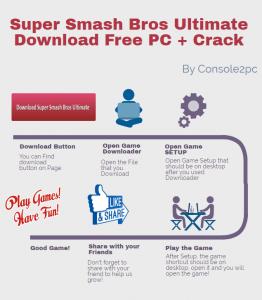Super Smash Bros Ultimatepc version