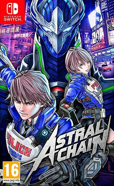Astral Chain PC Download Free