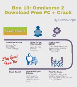 Ben 10 Omniverse 2 pc version