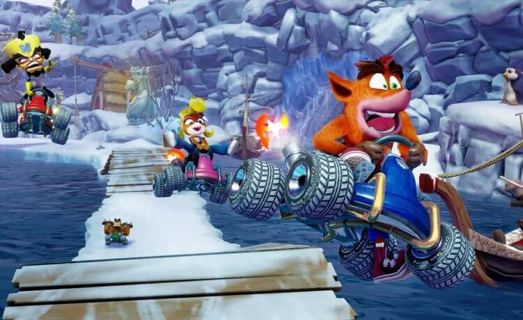Crash Team Racing Nitro-Fueled download pc