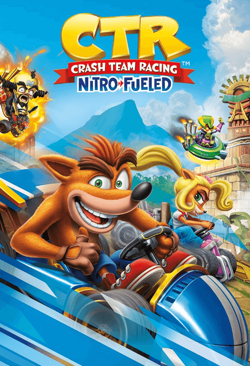 Crash Team Racing Nitro-Fueled PC Download Free