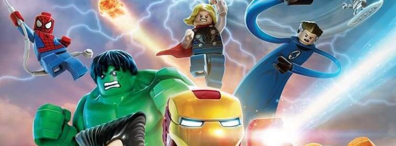 Lego Marvel Super Heroes pc download