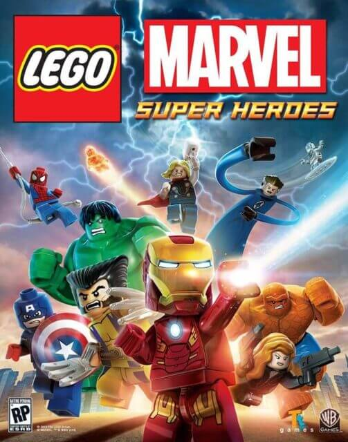 Lego Marvel Super Heroes PC Download Free