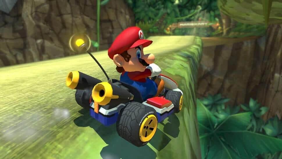 Mario Kart 8 Deluxe download pc