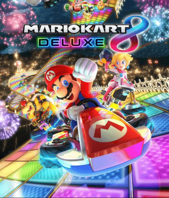 Mario Kart 8 Deluxe PC Download Free