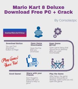 Mario Kart 8 Deluxe pc version