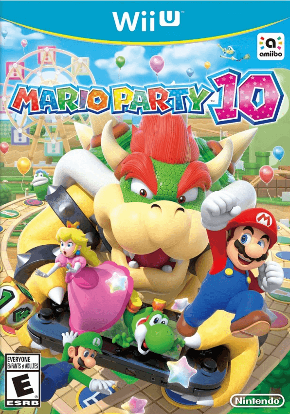 Mario Party 10 PC Download Free