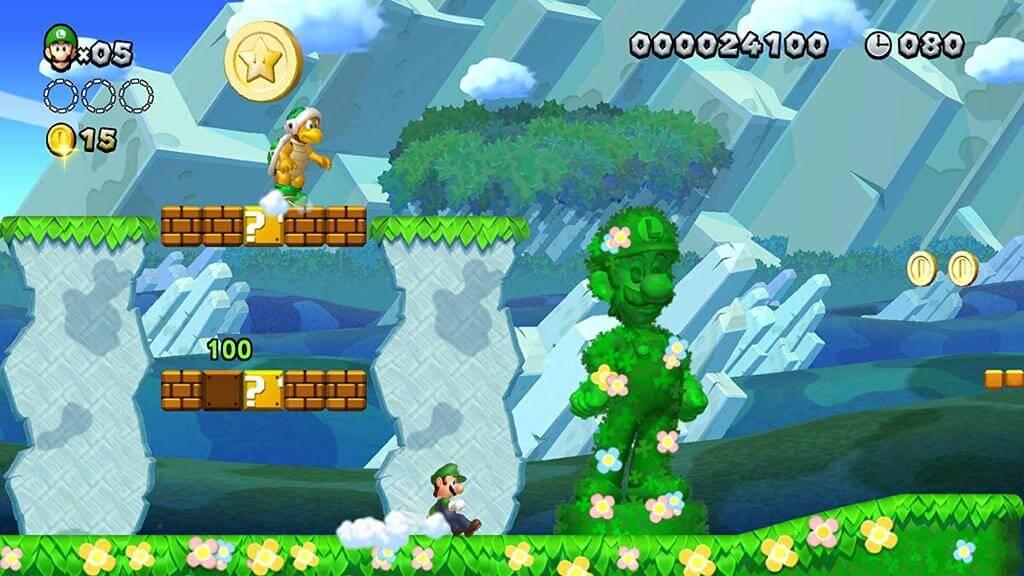 New Super Mario Bros U download pc