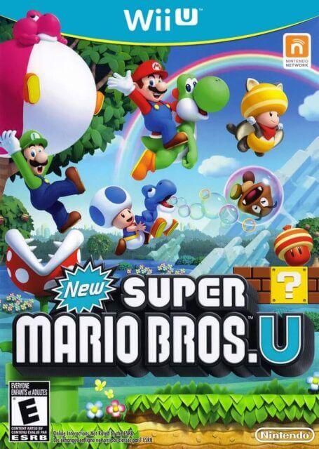 New Super Mario Bros U PC Download Free