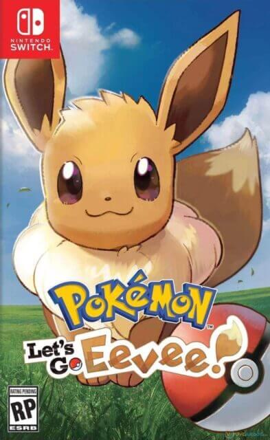 Pokémon: Let's Go, Eevee! PC Download Free
