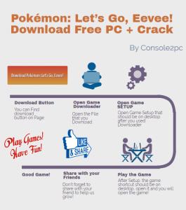 Pokémon Let's Go, Eevee! pc version