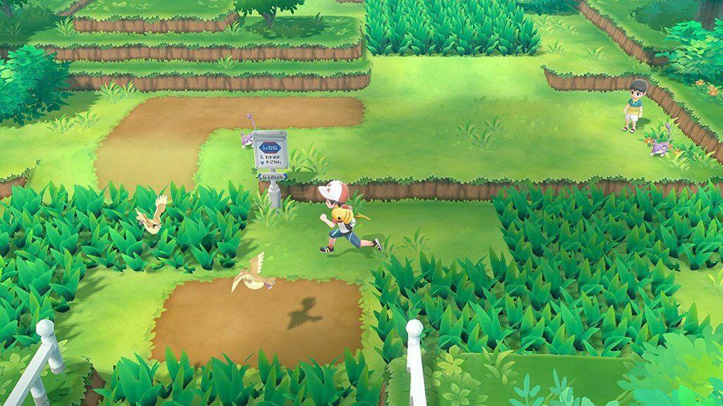Pokémon Let's Go, Pikachu! download pc
