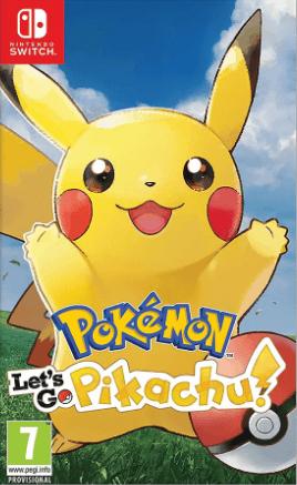 Pokémon: Let's Go, Pikachu! PC Download Free