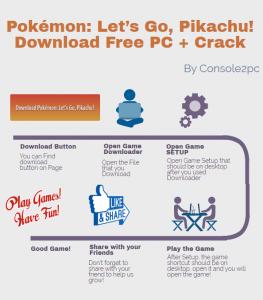 Pokémon Let's Go, Pikachu! pc version