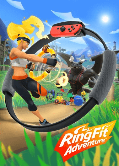 Ring Fit Adventure PC Download Free