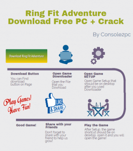 Ring Fit Adventure pc version
