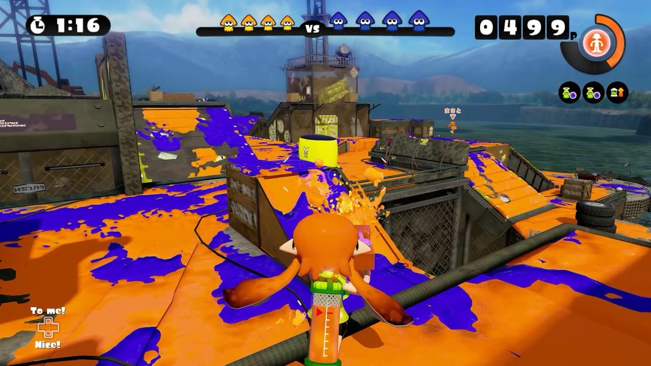 Splatoon download pc