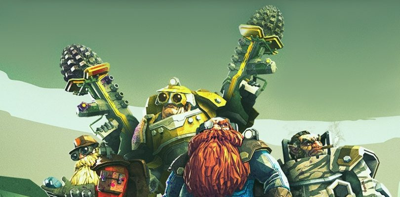 Deep Rock Galactic pc download