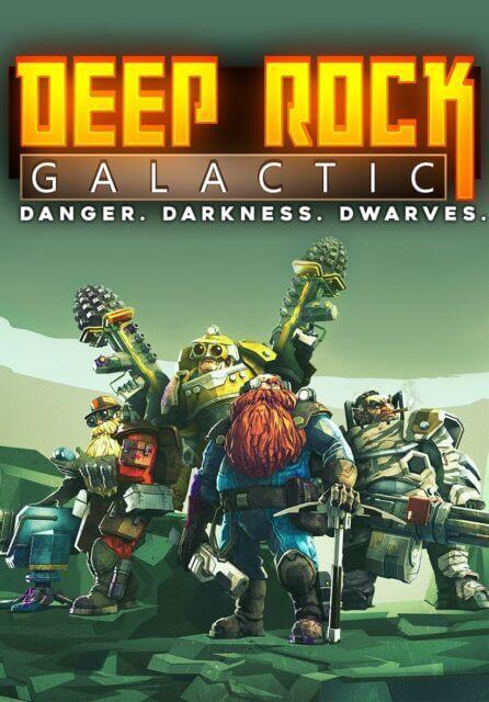 Deep Rock Galactic PC Download Free