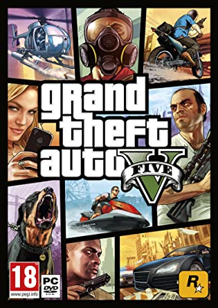 Grand Theft Auto 5 enhanced PC Download Free