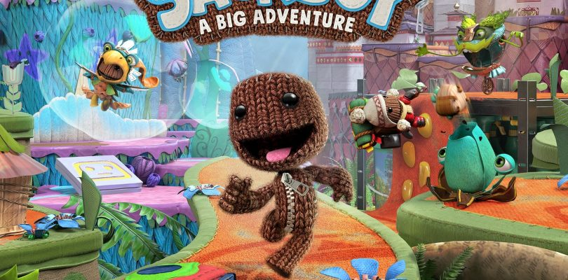 Sackboy A Big Adventure pc download