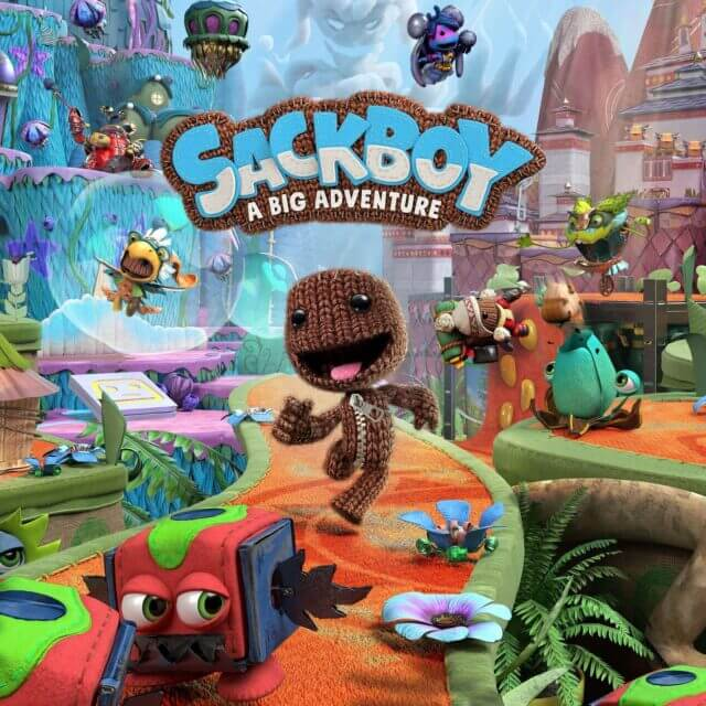 Sackboy: A Big Adventure PC Download Free