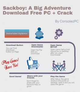 Sackboy A Big Adventure pc version