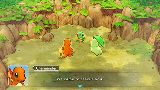 Pokémon Mystery Dungeon Rescue Team DX download pc