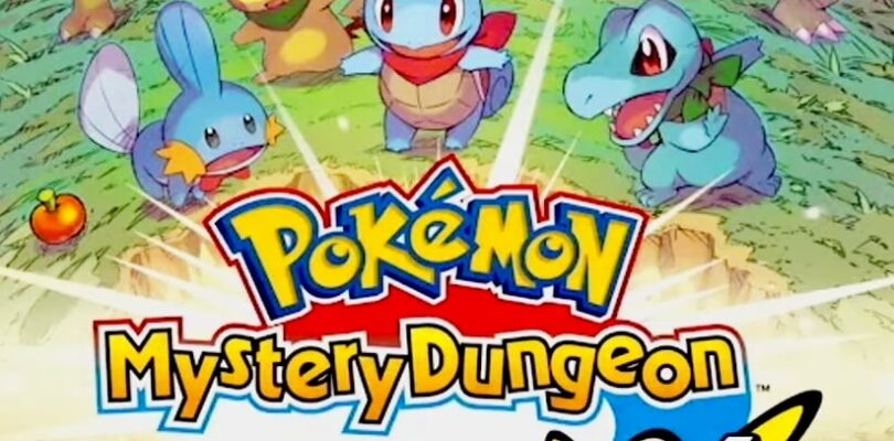 Pokémon Mystery Dungeon Rescue Team DX pc download
