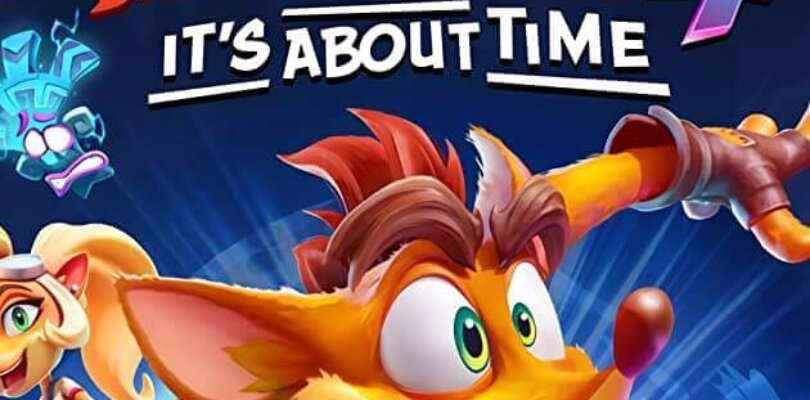 Crash Bandicoot 4 It's About Time pc download