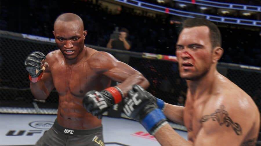 EA Sports UFC 4 download pc