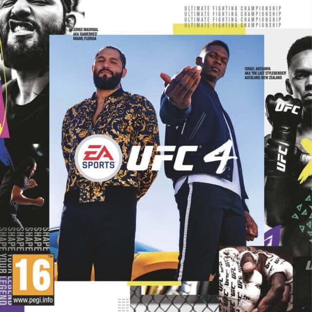 EA Sports UFC 4 PC Download Free
