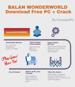 BALAN WONDERWORLD pc version