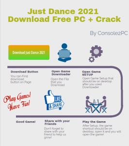 Just Dance 2021 pc version