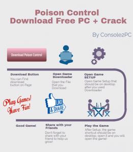 Poison Control pc version