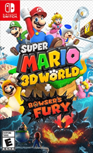 Super Mario 3D World + Bowser's Fury PC Download Free