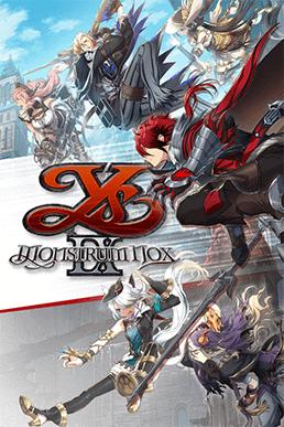 Ys IX Monstrum Nox PC Download Free