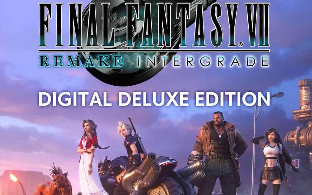 Final Fantasy 7 Remake: Intergrade PC Download Free
