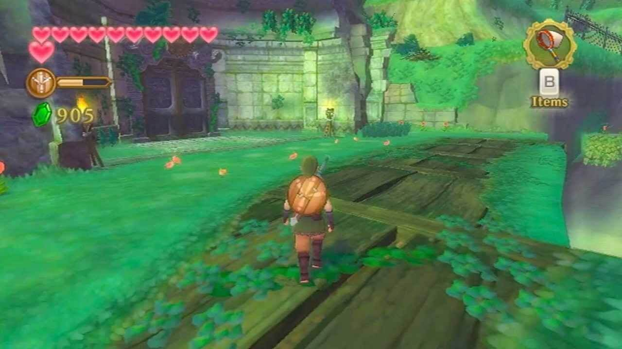 Legend of Zelda Skyward Sword HD download pc