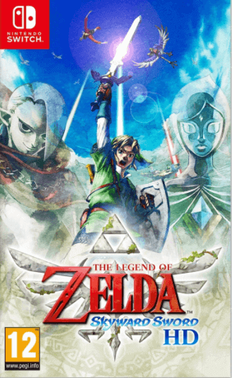 Legend of Zelda: Skyward Sword HD PC Download Free