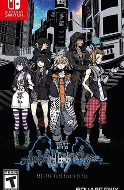Neo: The World Ends With You PC Download Free