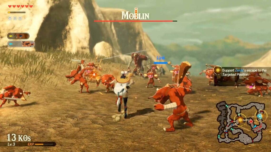 Hyrule Warriors Age of Calamit download pc