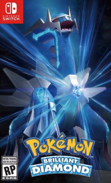 Pokémon Brilliant Diamond PC Download Free
