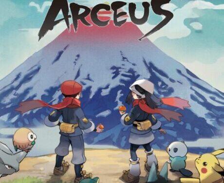 Pokémon Legends Arceus PC Download Free